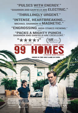 99Homes poster 250