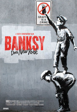 Banksy Does New York poster_250