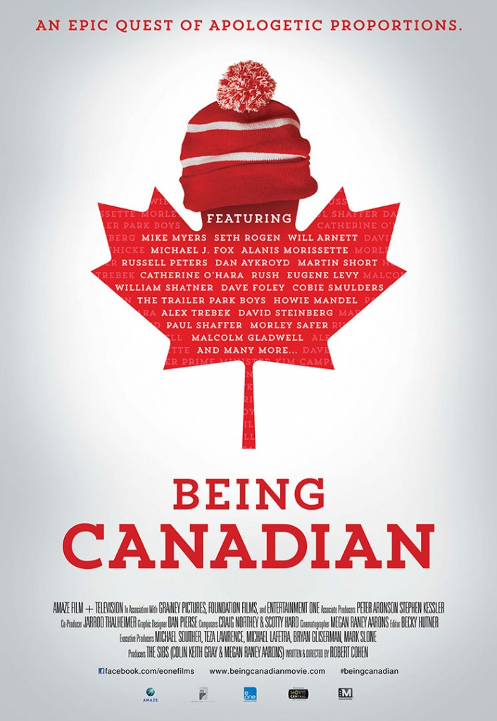 BFF Special Presentation: Being Canadian April 20, 2016