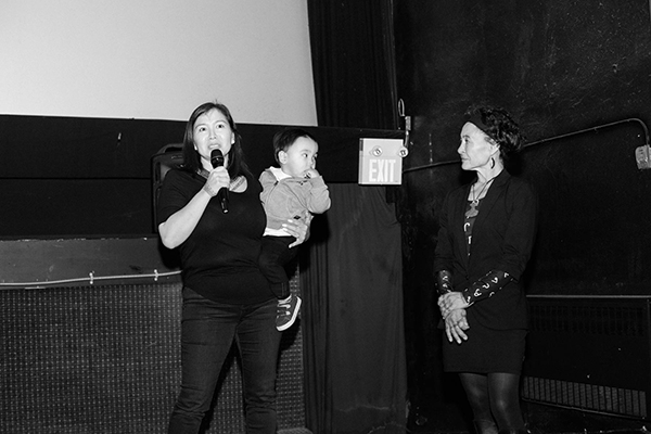 BFF19 Opening Night Film: ANGRY INUK - Q&A with Director Alethea Amaquq-Baril and Aaju Peter