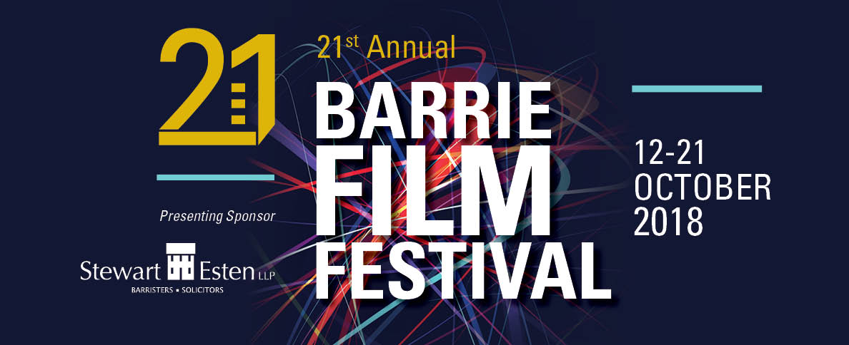 21st Annual Barrie Film Festival